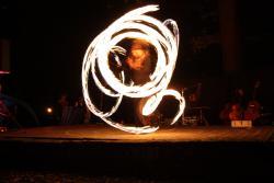 Feuerpoi von Kirstin